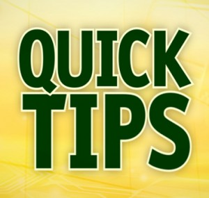 Quick Tips for Medical Claims