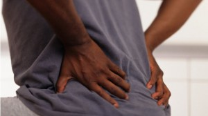 chronic back pain long term disability